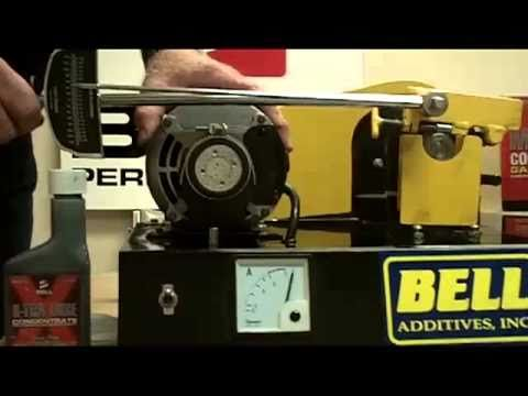 X-tra Lube Oil Treatment friction test - the best oil additive in the world in action