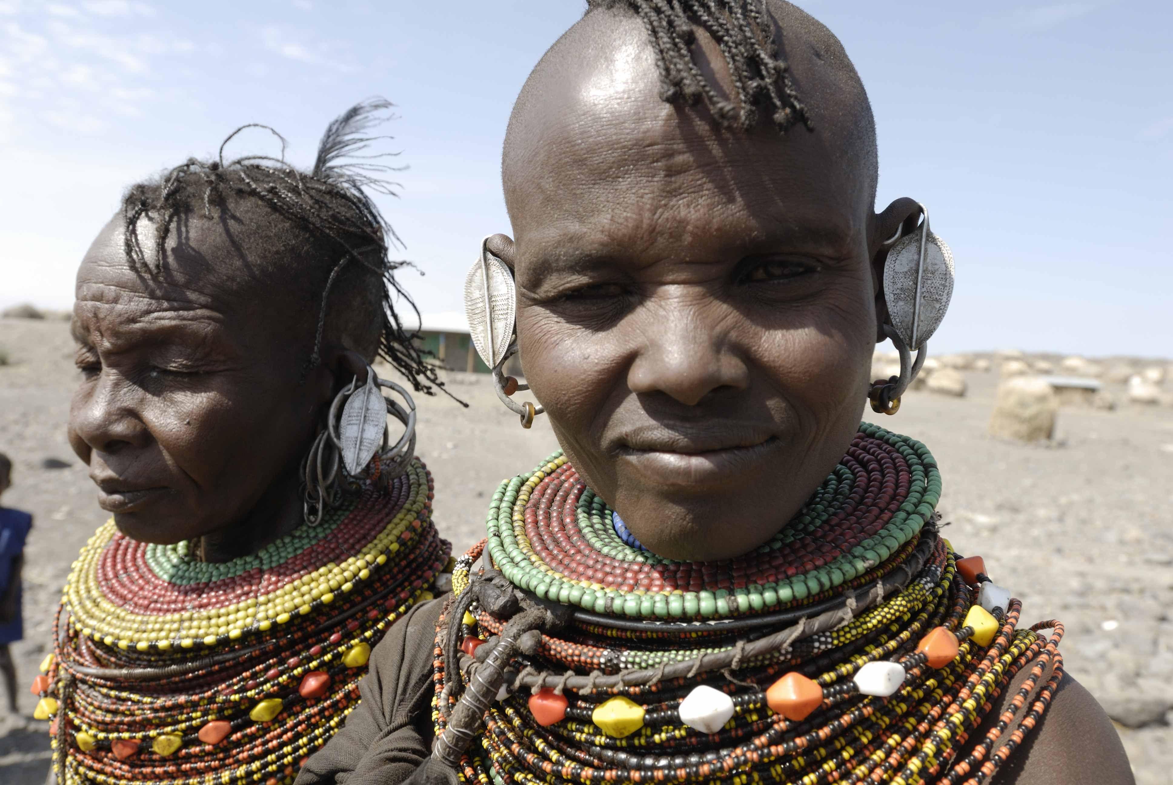 Logaiani - Lago Turkana