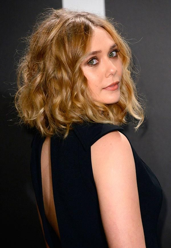 Las 5 Medias Melenas Rizadas Que Llevaras Este Verano Hair Pelo