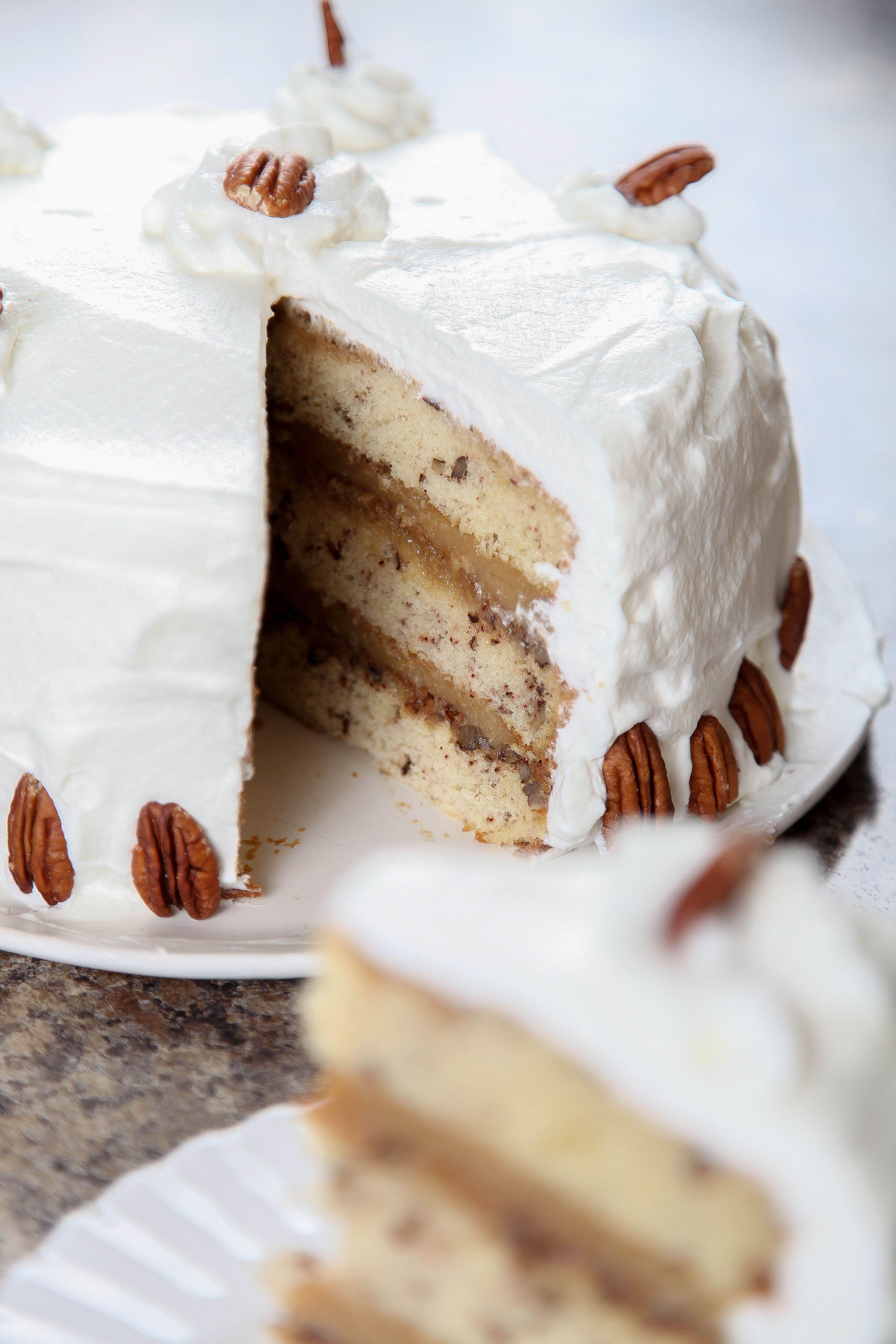 Pecan pie cake pecan pie cake cooking cake pecan recipes