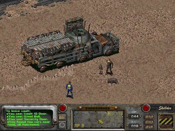 Fallout 2 Game Mods and Conversions | Vault-Tec Inc  | Fallout 2