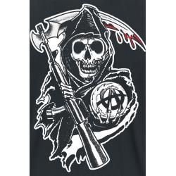 Photo of Sons Of Anarchy Reaper Crew T-Shirt