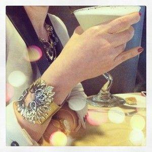 Cheers #bejeweled #chloeandisabel