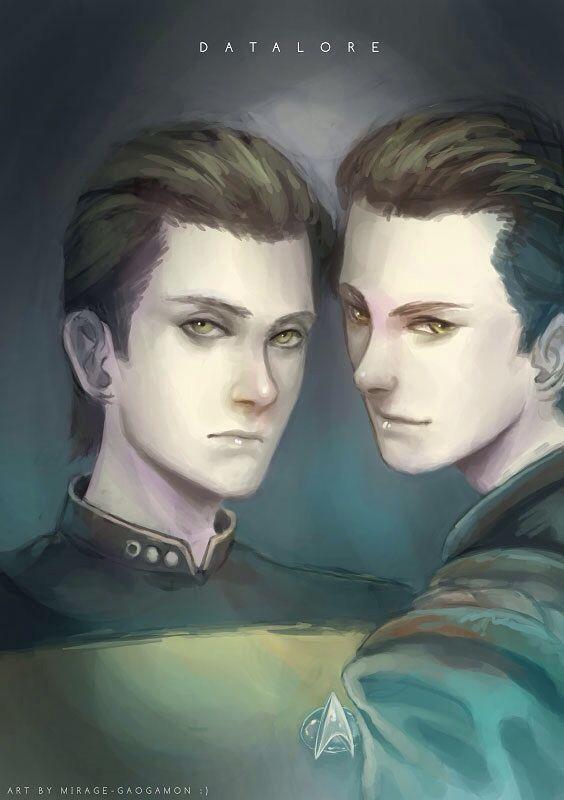 Star Trek: The Next Generation - Data and Lore | Star Trek | Star