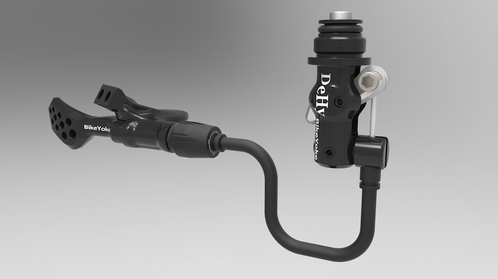Bike Yoke Cable Conversion For Reverb Dropper Posts Bike Cable