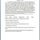 This is a performance based project/assessment used to conclude a study on animal adaptations. It includes a project description and task explanati...