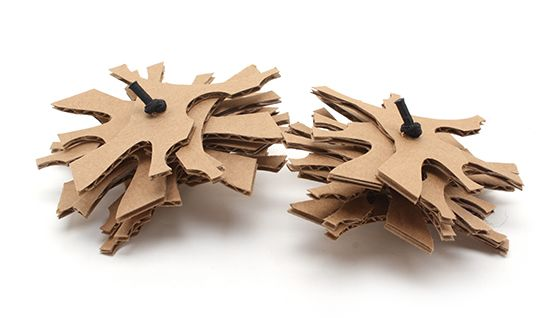Eco Splats New from Hauspanther June 12, 2014 by hauspanther 2 Comments  EcoSplats_550  More fun for cats who love cardboard! Eco Splats have a unique shape that give kitties lots of pieces to bite and grab. Light enough to toss around but big enough to grab and kick. Each Eco Splat measures approximately 3.5″ wide by 1″ thick.