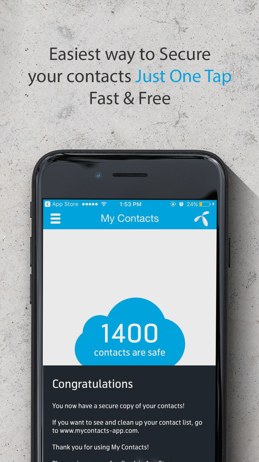 My Contacts app ProductivityiosappsCapture App, Free