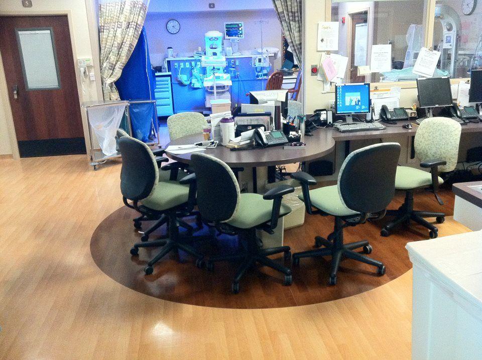 Parterre vinyl flooring installation texas health harris