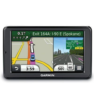 Garmin nüvi 2555LM 5Inch Portable GPS Navigator with