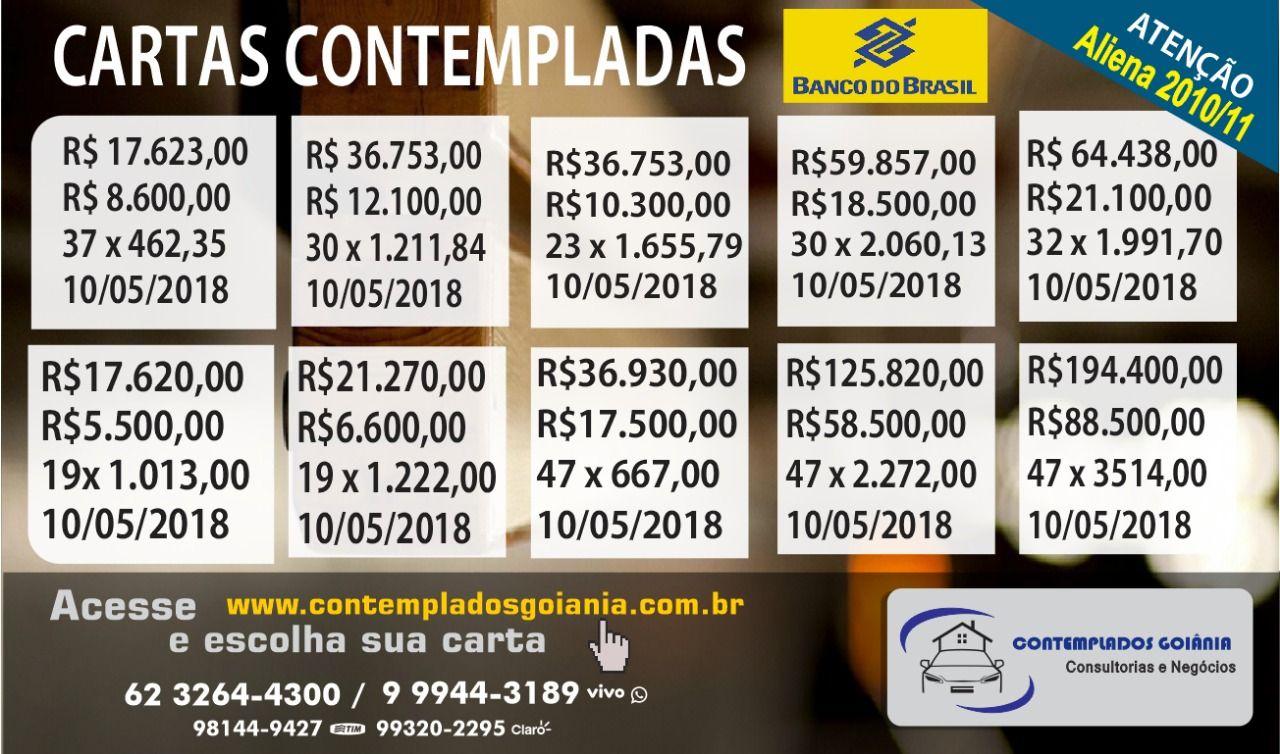Cartas De Credito Contempladas Banco Do Brasil Acesse Nosso Site