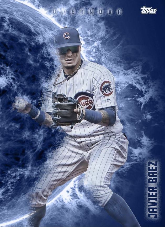 Javier Baez Chicago Cubs 9 Baseball Wallpaper Chicago Cubs Mlb Baseball