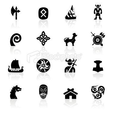 Viking Symbols Viking Symbols Item 1 Vector Magz Free