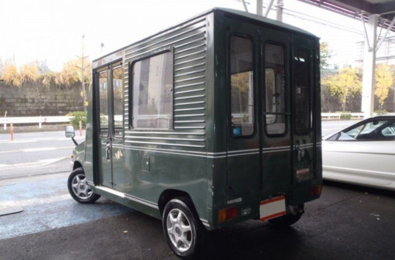 Daihatsu Mira Van 1989 Used For Sale