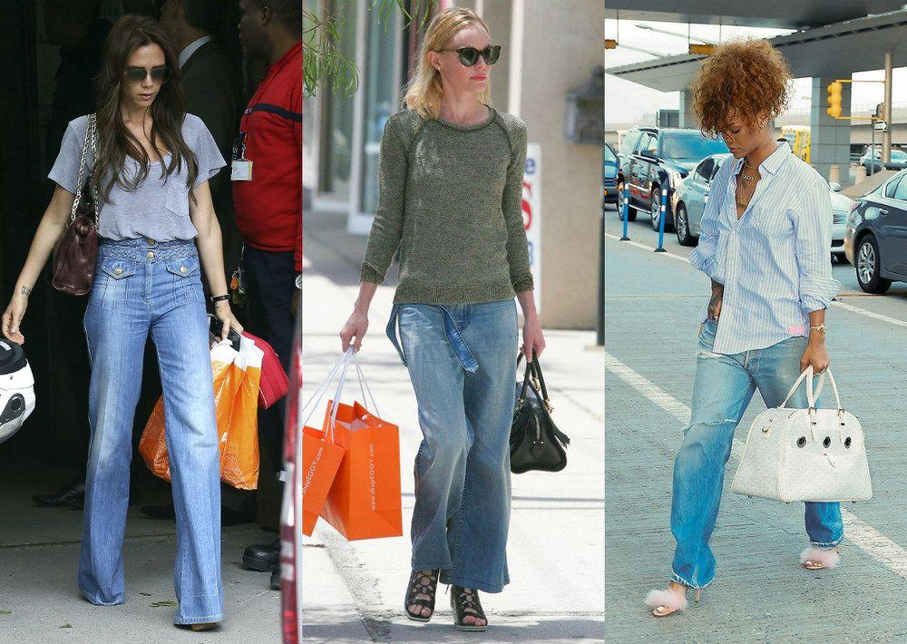 033c50224 Celebrity look  os diferentes tipos de jeans - Moda it