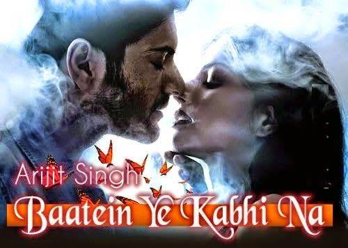 Baatein Ye Kabhi Na By Arjit Singh Khamoshiyan 2015 1080p Hd Songs Movie Songs News Songs