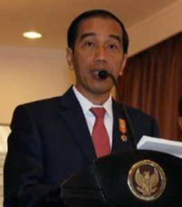 Sambutan Presiden Jokowi Kepada Kapolda dan Kajati Tribratanews Polda Jatim