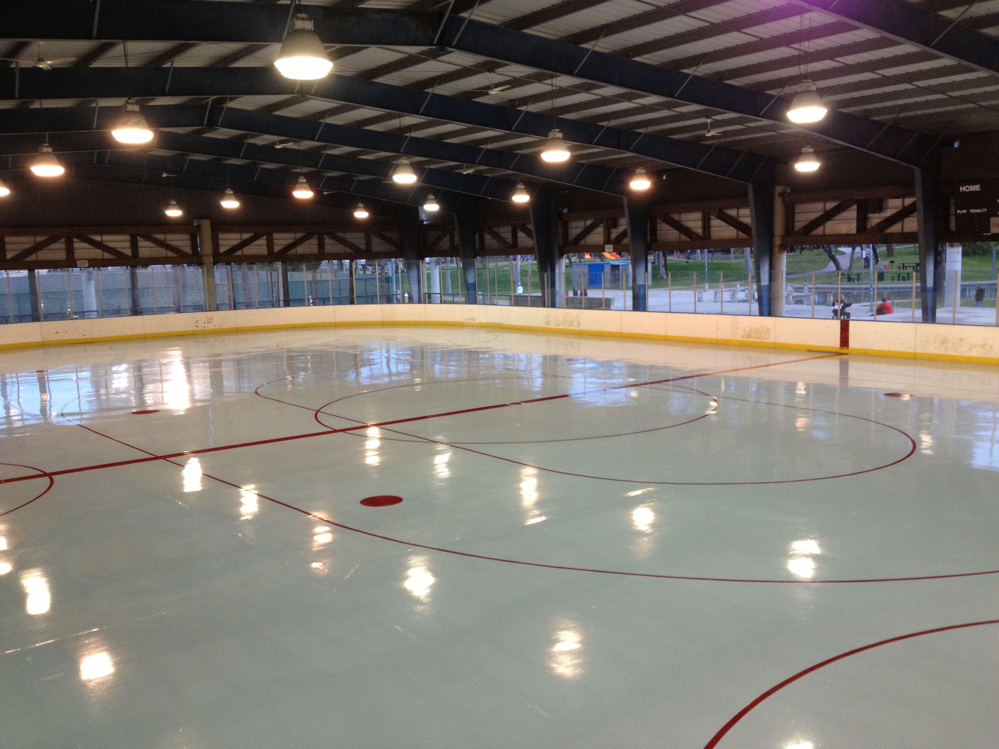 hockey+rink | City of Torrance - Roller Hockey Rink ...