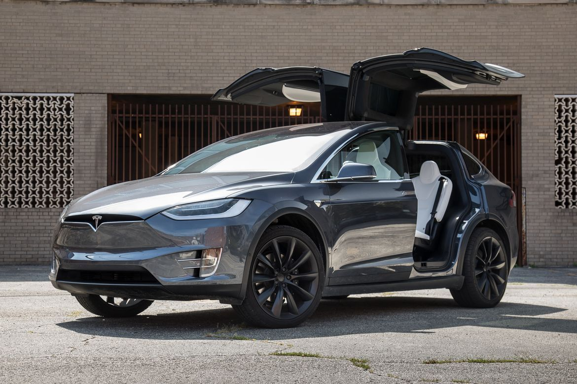 2018 Tesla Model X Review A Polished Electric Car Meets