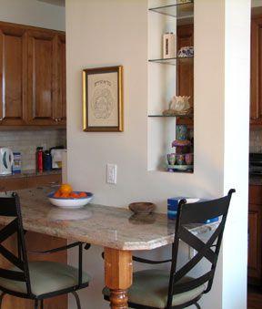 manhattan apartment kitchen - Google Search