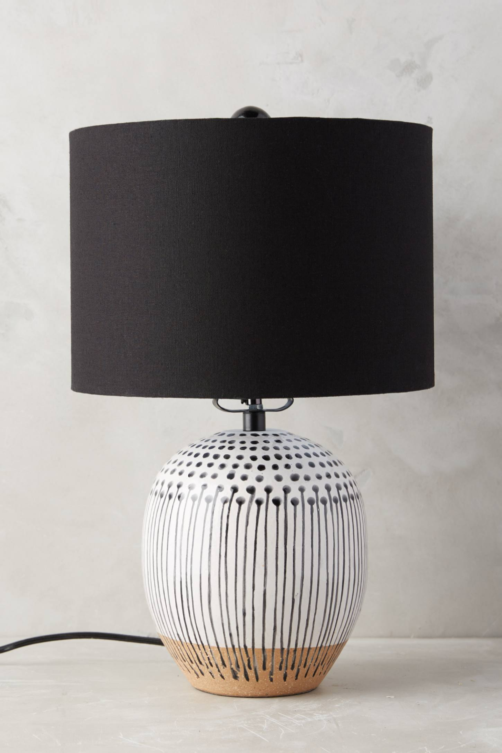 Shop Coast Table Lamp Named After Soft Sand And Silvery Waves This Lamp Gives An Unexpected Co Table Lamps Living Room Modern Table Lamp Silver Table Lamps