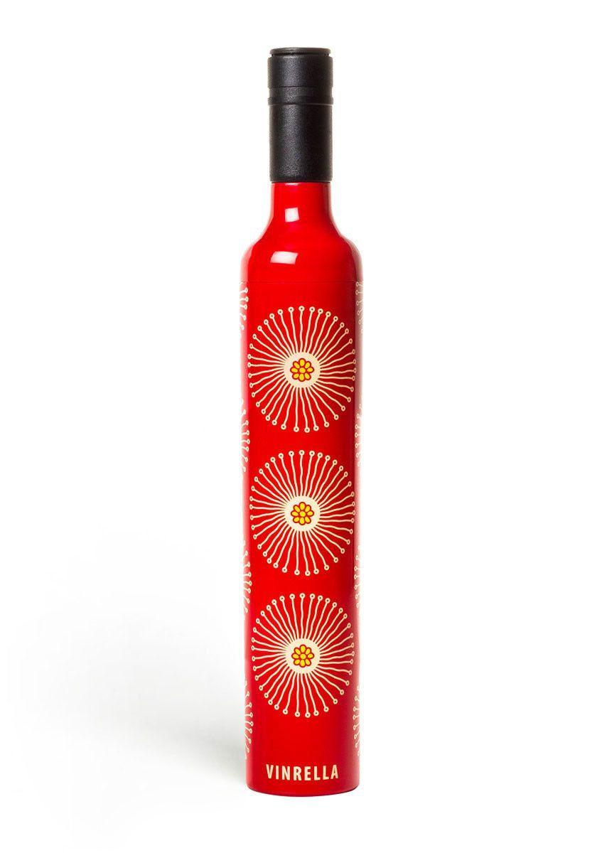 Flora Bottle Umbrella In 2020 Bottle Drip Design Wine Bottle Design