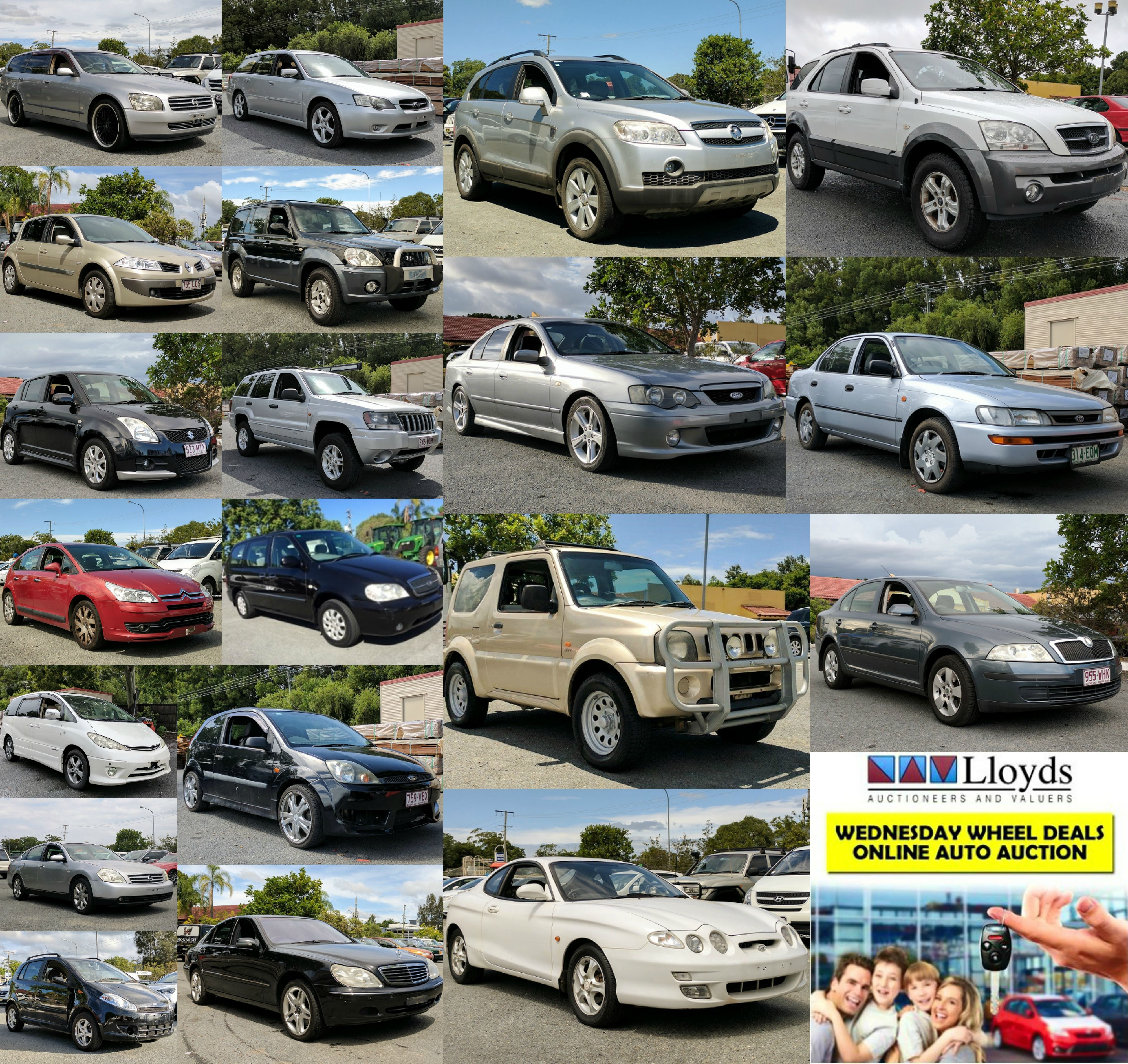 Online Car Auction >> Lloyds All New Motor Auction Bidding Open Now Showcasing