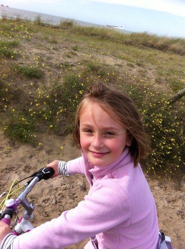 Kids en Nord: A bicyclette sur la côté belge