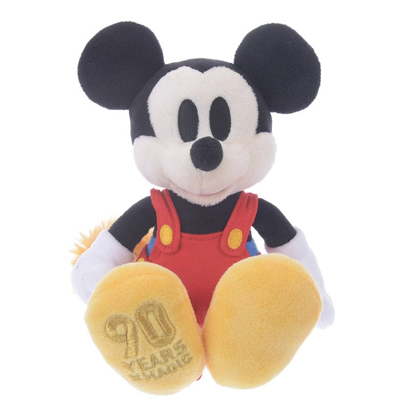 660766f6024 Large Clock Mickey from 90th Birthday Mickey Mouse Film Collection released  19.09.2018