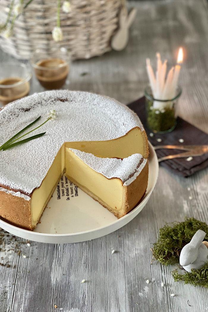 Photo of Simple lemon mascarpone cheesecake – Lissi's Passion