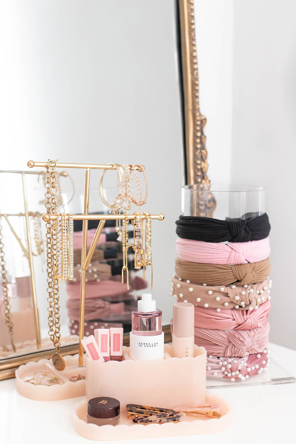 The Best Prettiest Vanity Organizers Money Can Buy Lipstick In
