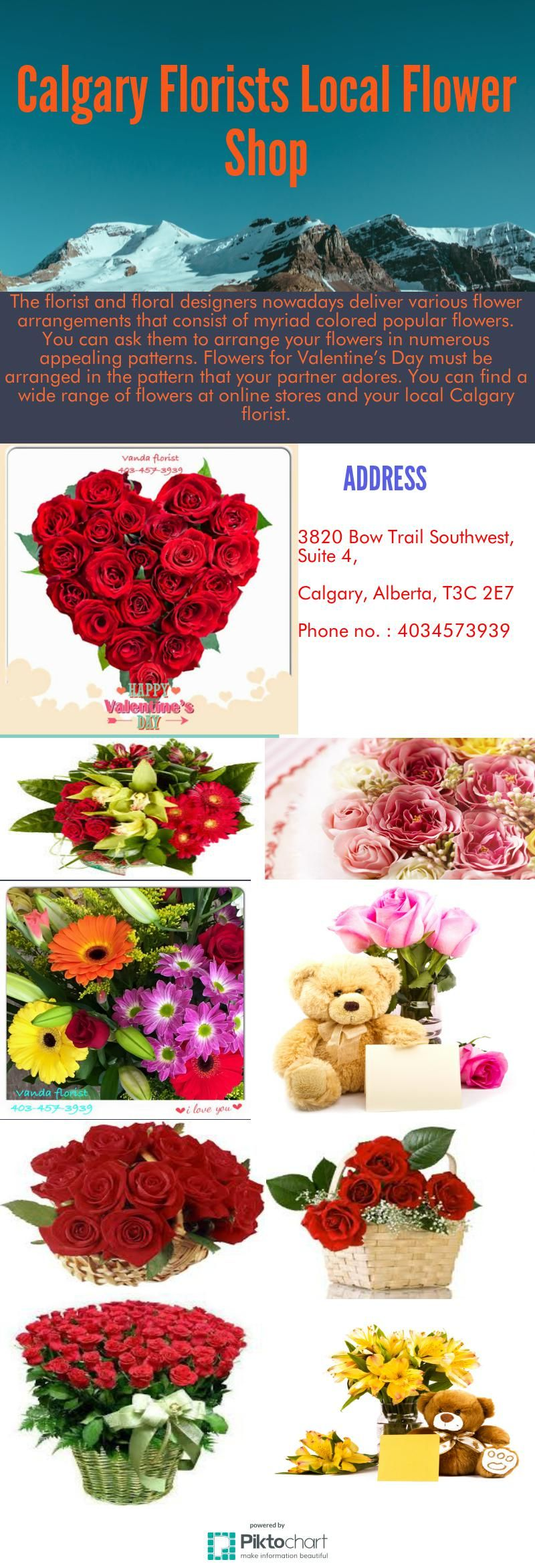 The perfect christmas flowers and bouquet arrangements can