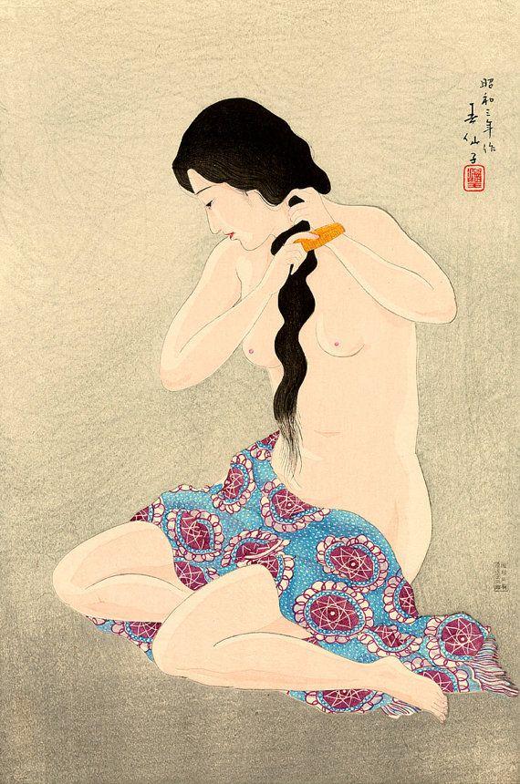 Sexy japanese illustration — img 13