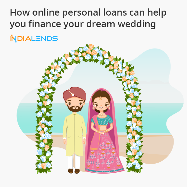 How Online Personal Loans Can Help You Finance Your Dream Wedding In 2020 Personal Loans Dream Wedding Loan