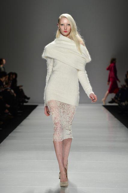 Line Knitwear Fall 2014 - Look 7