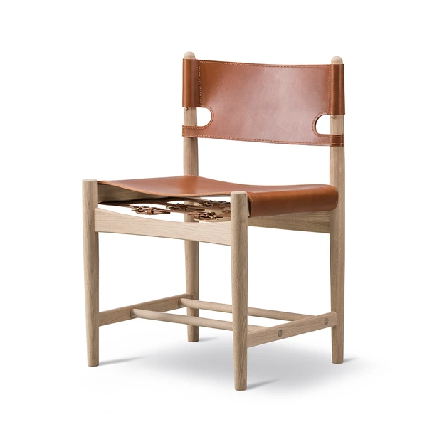 The Spanish Dining Chair In 2020 Spanish Dining Chairs Fredericia Furniture Dining Chairs
