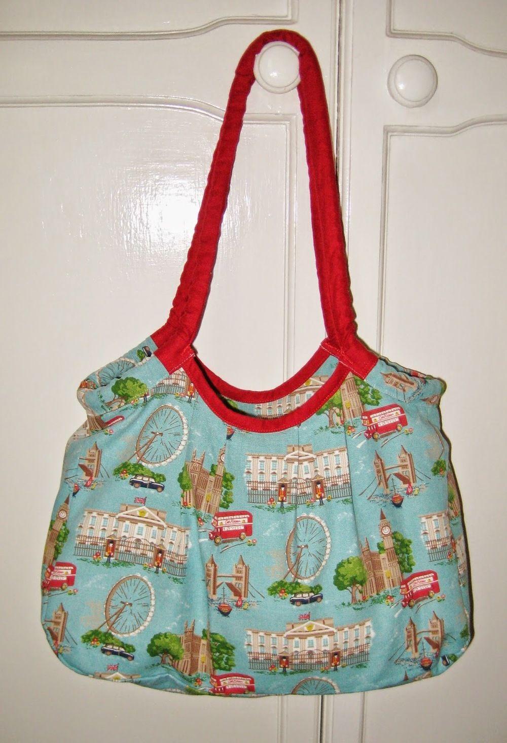 Summer satchel free bag pattern bag patterns and free summer satchel free bag pattern jeuxipadfo Choice Image