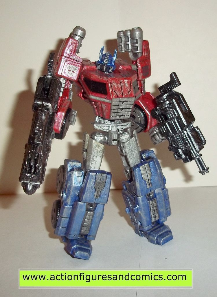 HASBRO Transformers G1 Retro 30th Ann Autobots Optimus Prime Sticker SET