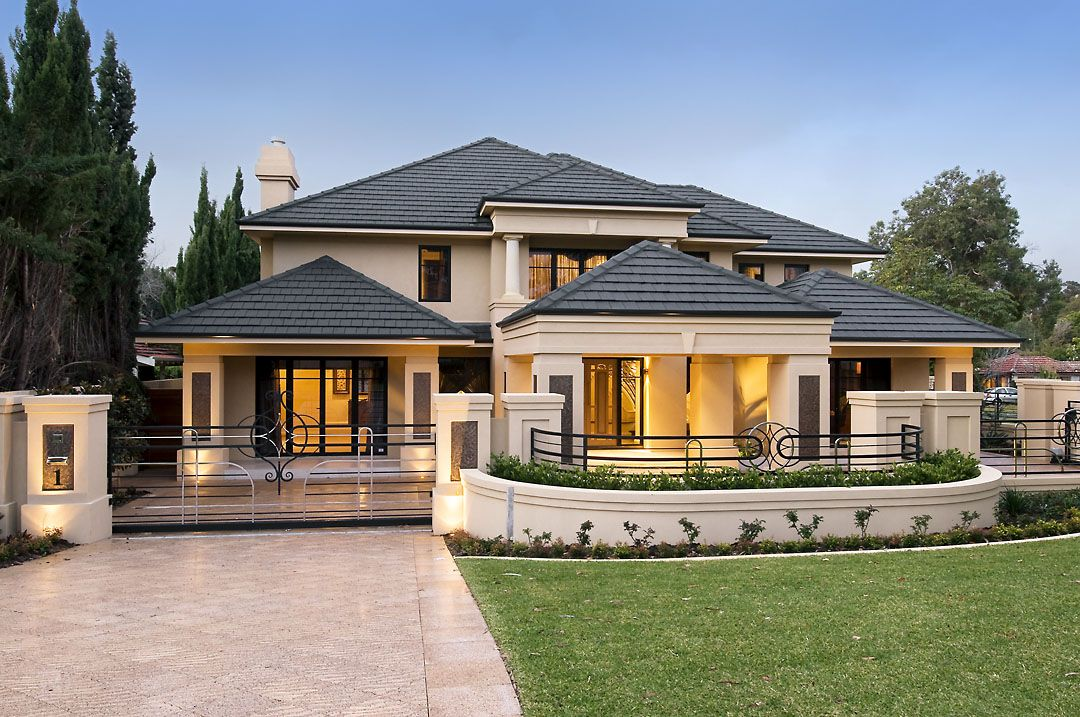 Zorzi Custom Luxury Home House Designs Exterior Luxury House Plans Luxury Homes Dream Houses