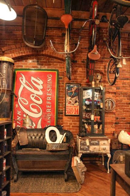 CHAD\'S DRYGOODS: ANTIQUE ARCHAEOLOGY - AMERICAN PICKERS | Deco ...
