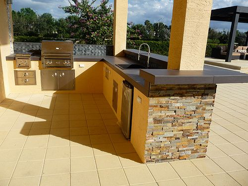17 Best images about Outdoor Kitchens – Modern Outdoor Kitchens