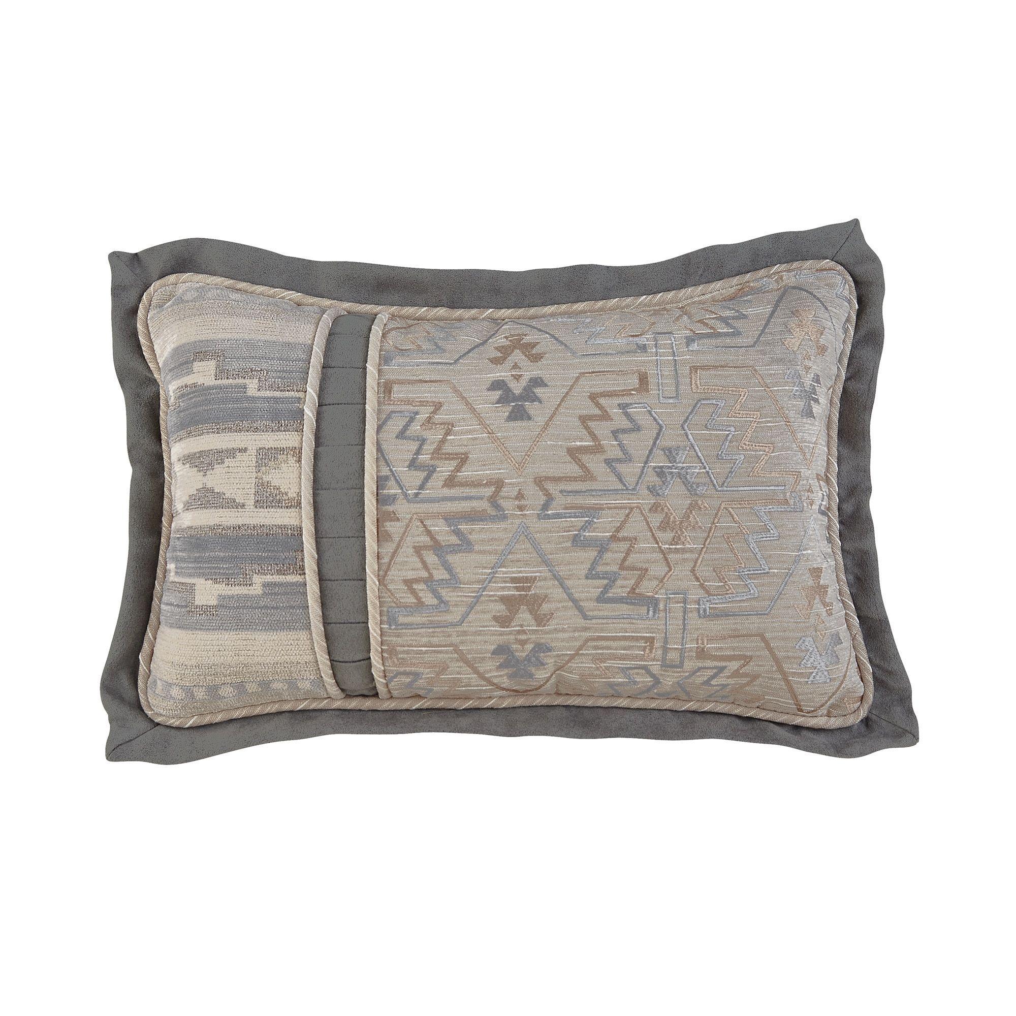 Croscill Ansonia Boudoir Throw Pillow 18X12