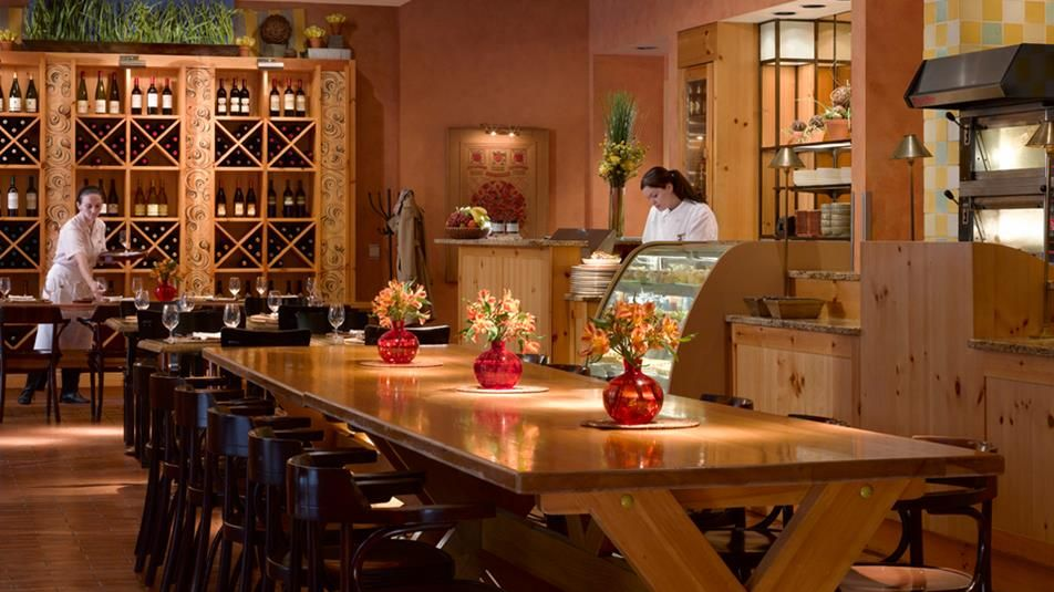 Upscale Restaurant Chicago Careful Architectural Designs Of The