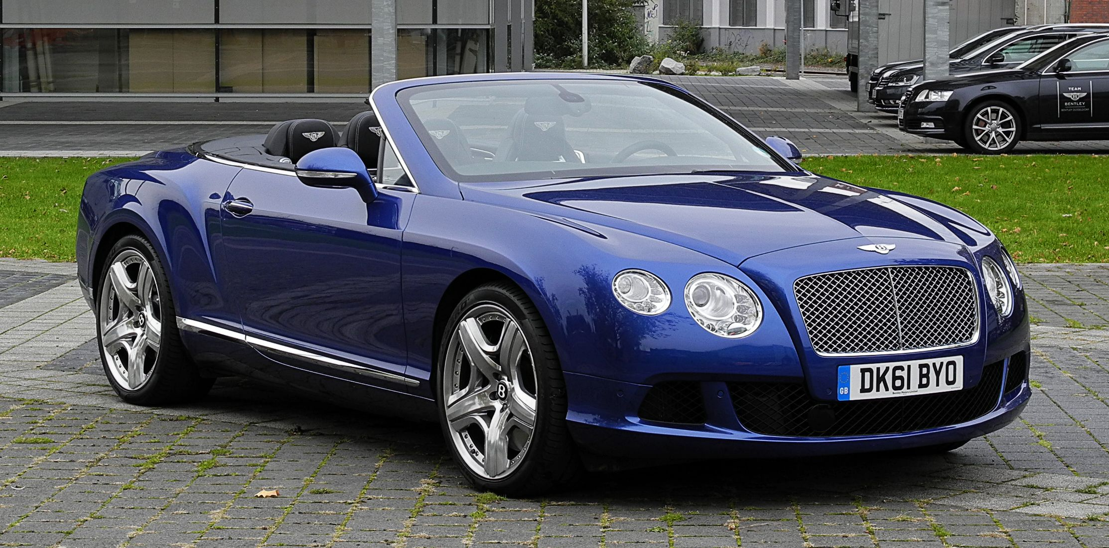Bentley Sport Continental Sports Speed Convertable Mid Night Blue  Hilifephotos   Google Search