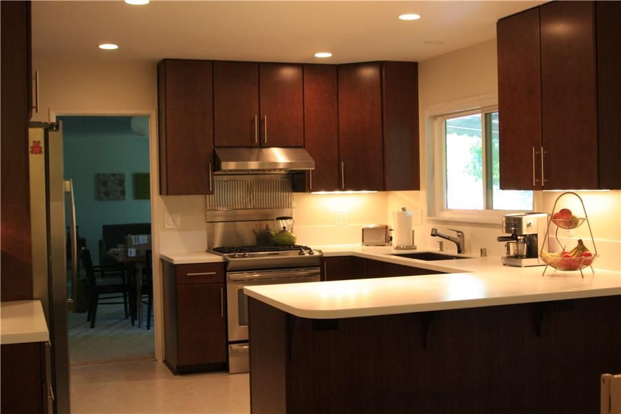 Image Result For Mid Century Modern Kitchen Cheap Mid Century
