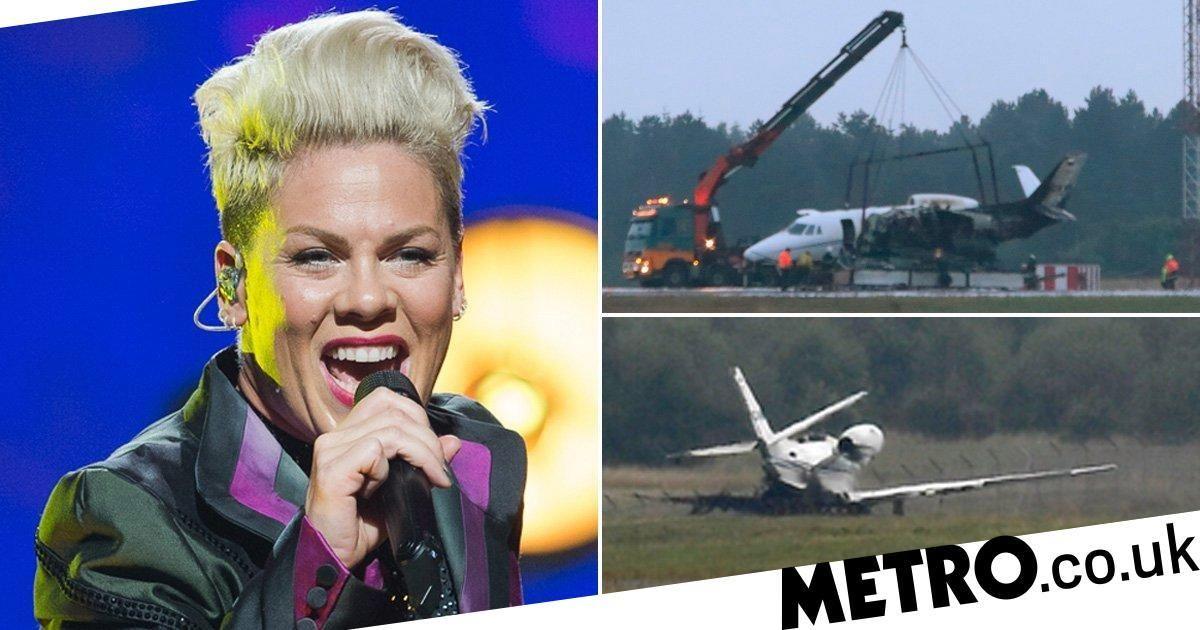 , Plane carrying Pinks management bursts into flames after crash-landing in Denmark – Metro.co.uk, My Pop Star Kda Blog, My Pop Star Kda Blog