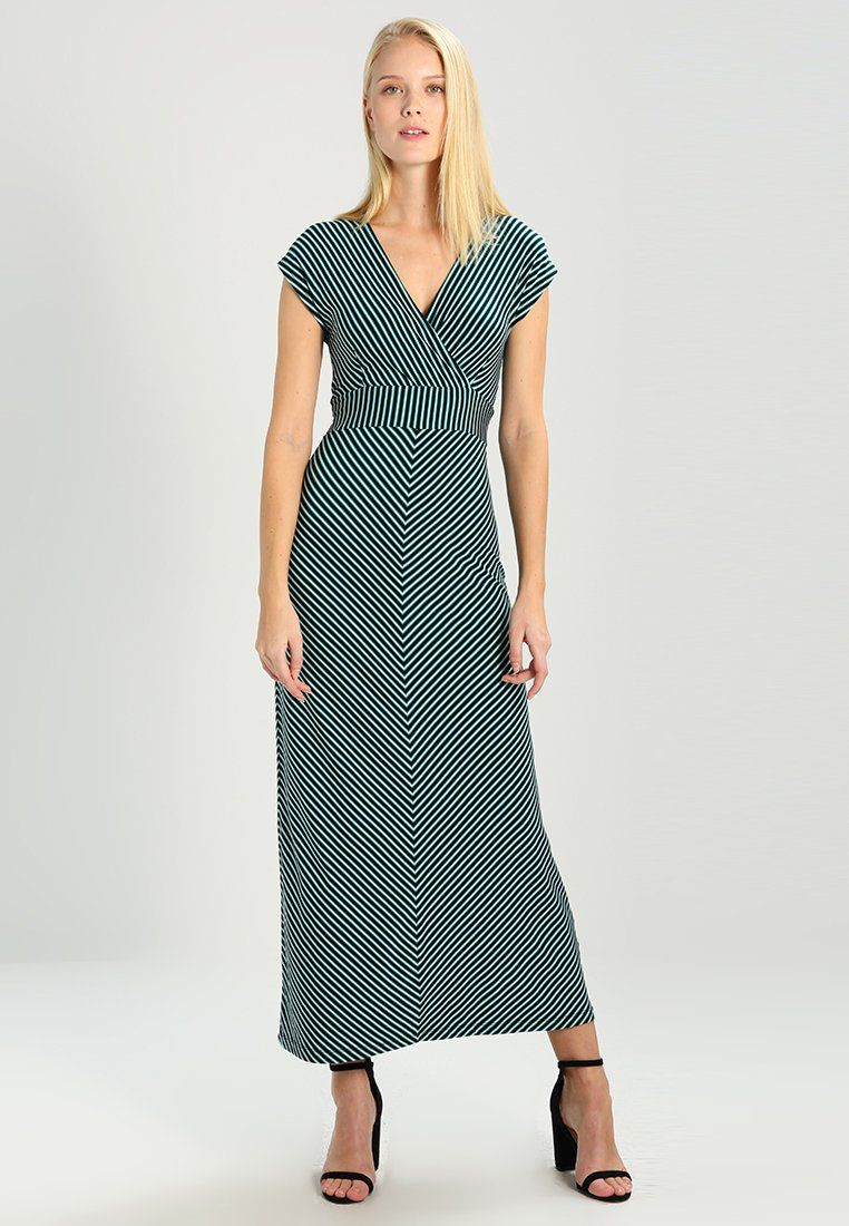 Zalando Maxi Jurk.King Louie Dress Slim Shady Maxi Jurk Waterfall Green Zalando
