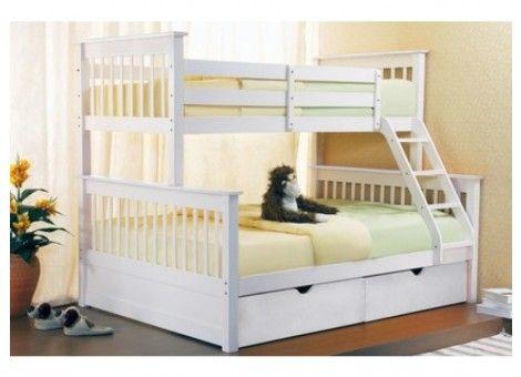 384 99 Smart Look And The Fantastic Sonya Three Sleeper Bunk Bed