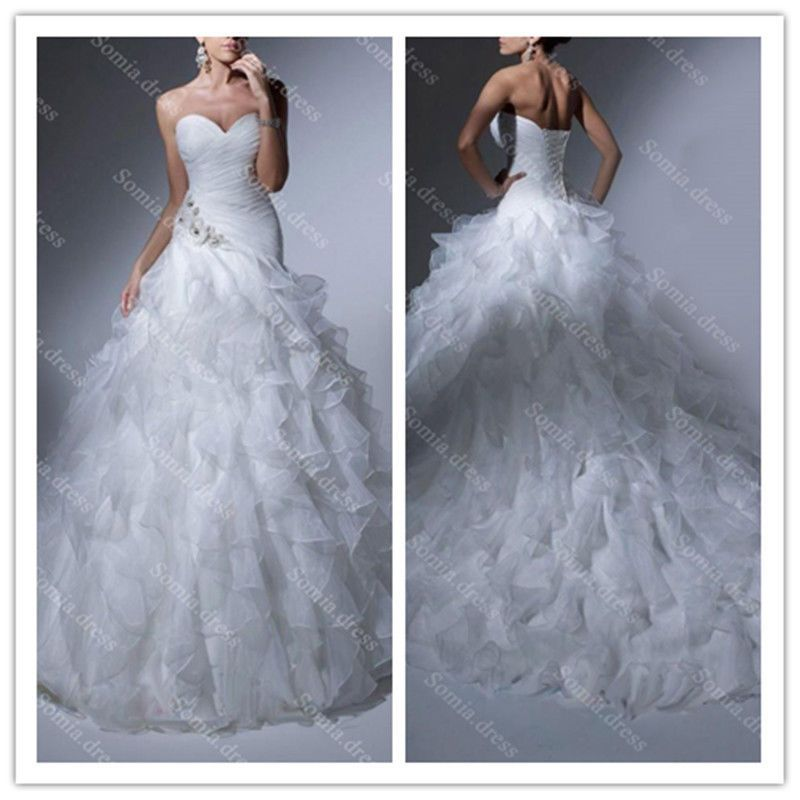 US $129.71 New without tags in Clothing, Shoes & Accessories, Wedding & Formal Occasion, Wedding Dresses