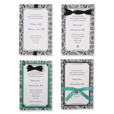 michaelscom wedding department embellishing wedding kits invitations personalize store bought invitations